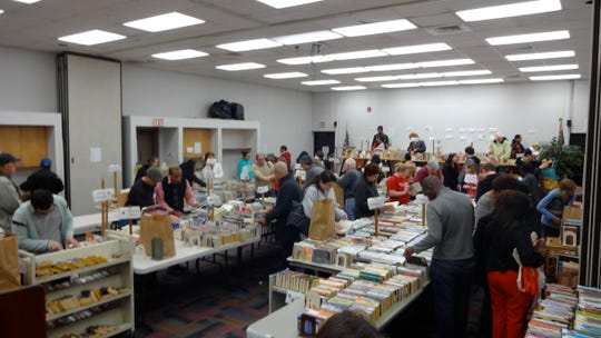 The Friends of Piscataway Library will hold a Fall Book Sale from Thursday, Oct. 25, through Sunday, Oct. 28, at John F. Kennedy Library in Piscataway.