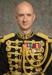 Col. Jason Fettig is the musical director/conductor of the U.S. Marine Band.