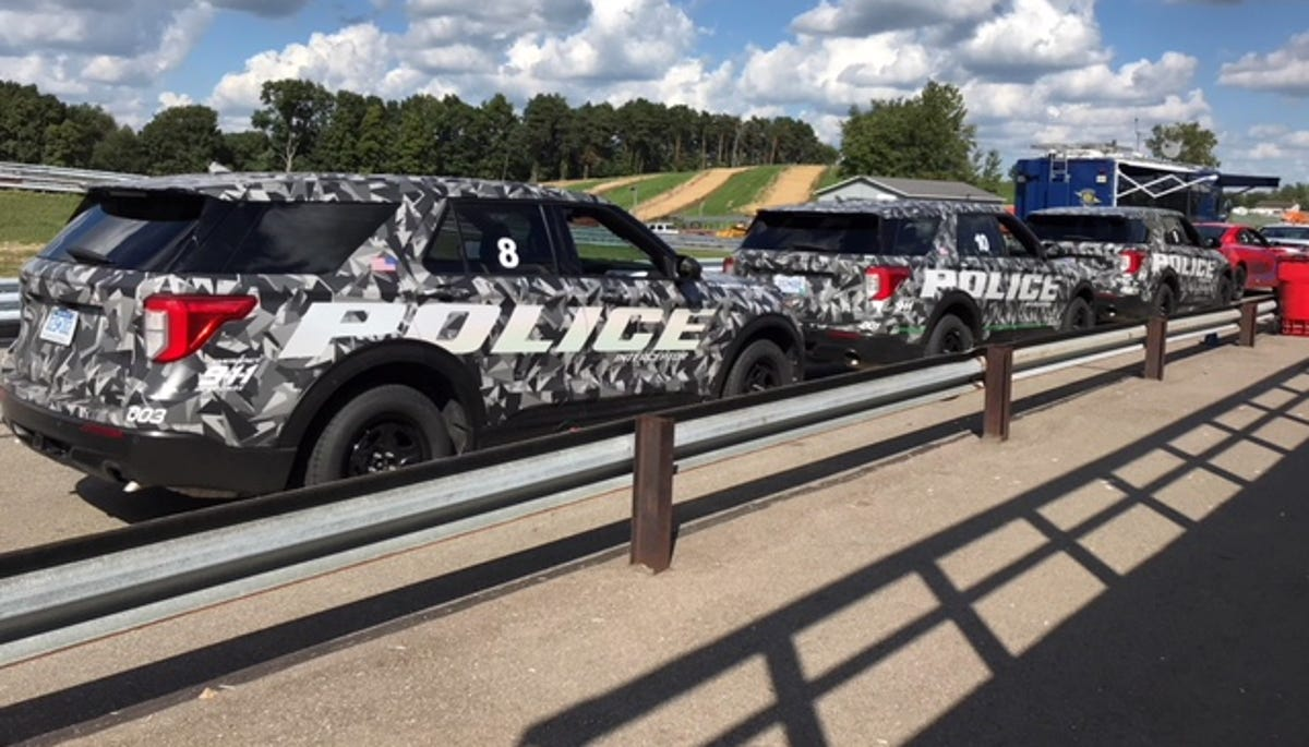 Fastest Cop Car Is Ford Police Interceptor Reaches 150 Mph