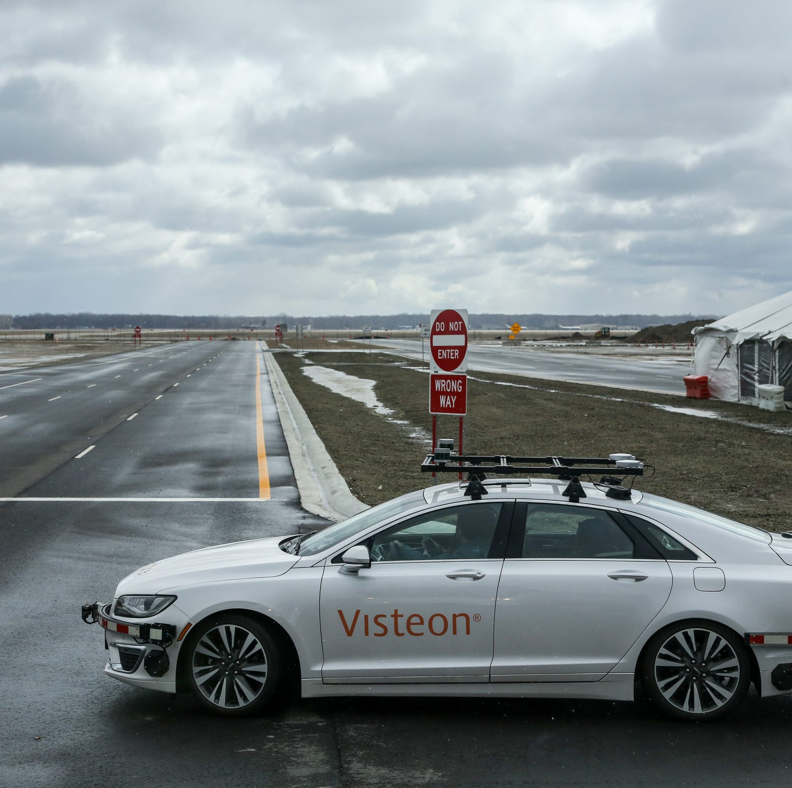 Willow Run robot car test site gets new leader
