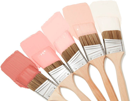 Southfield native Nicole Gibbons has introduced a new paint line called Clare.