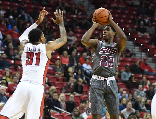 Ncaa Basketball Southern Illinois At Unlv