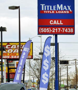 Colorado voters will decide Proposition 111, a measure that would cap the amount of interest and fees charged by the payday loan industry.
