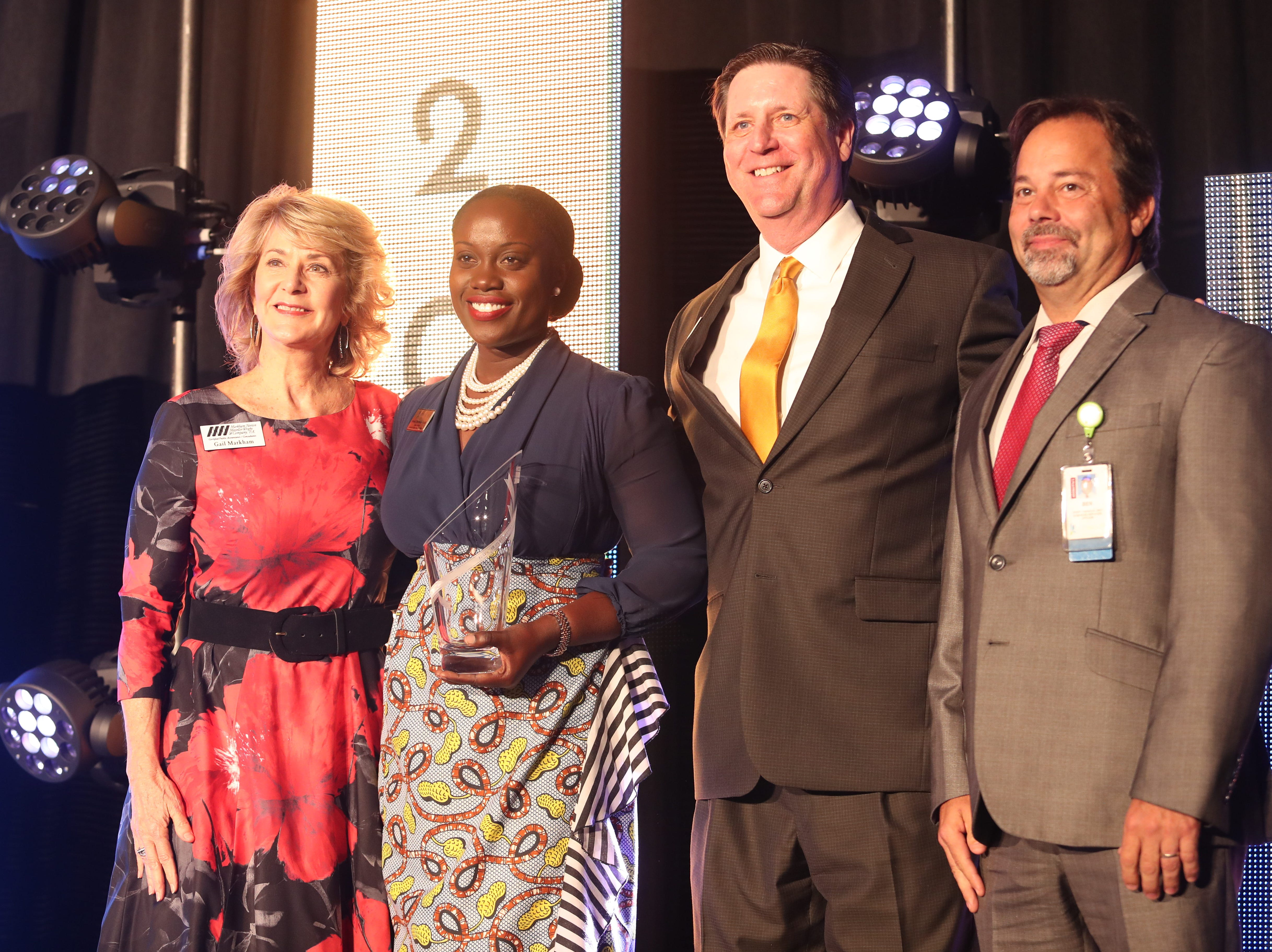 Businesses and nonprofits were recognized at the 2018 Industry Appreciation Awards Thursday at the Hyatt Regency Coconut Point Resort and Spa in Bonita Springs.