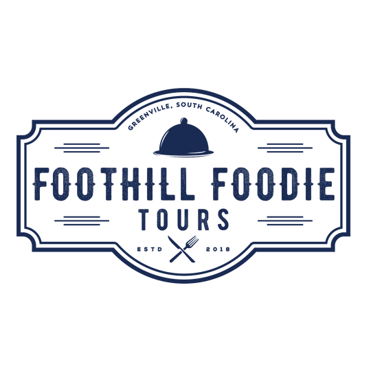Foothill foodie Tours is a culinary tours company in Greenville, South Carolina.