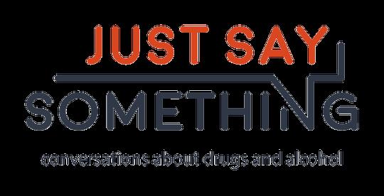 Just Say Something logo