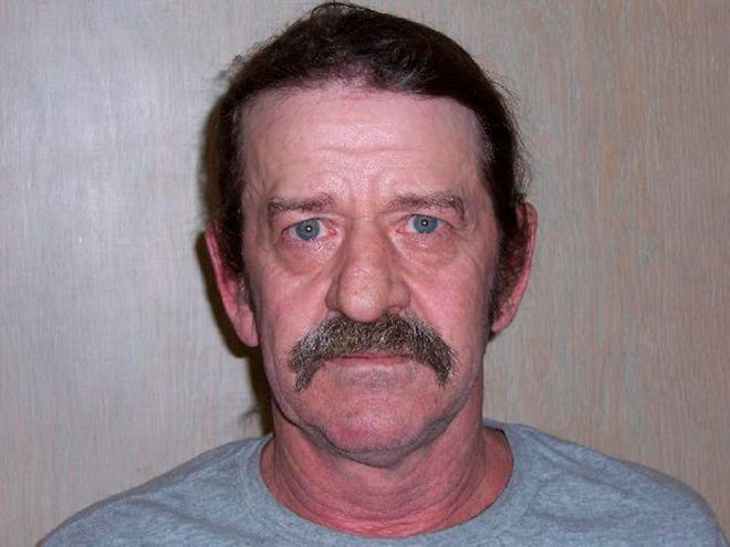 This undated photo provided by the Montana Department of Corrections shows Ronald Tipton. Montana attorney general Tm Fox is asking the U.S. Supreme Court to reconsider a 2003 ruling that says it's unconstitutional to bring new criminal charges after the state's statute of limitations has expired. Fox said Wednesday, Oct. 3, 2018, that Tipton, whose DNA matched evidence left after the rape of an 8-year-old girl should still be brought to justice, even if the match wasn't made for nearly three decades. (Montana Department of Corrections via AP)