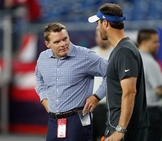 Colts GM Chris Ballard hit big in free agency, the draft and in mid-season signings this year.