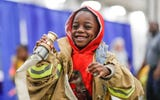 The 19th annual Fire Safety Olympics teach children safety through fun which they can share at home on Thursday, Oct. 4, 2018.