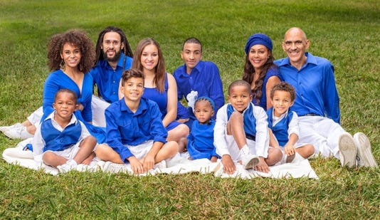 Dungy Family