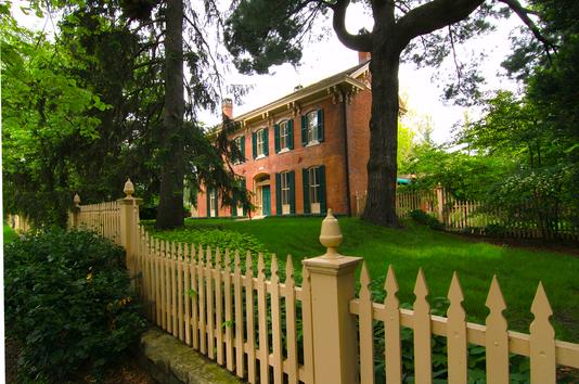 Grant Wood House