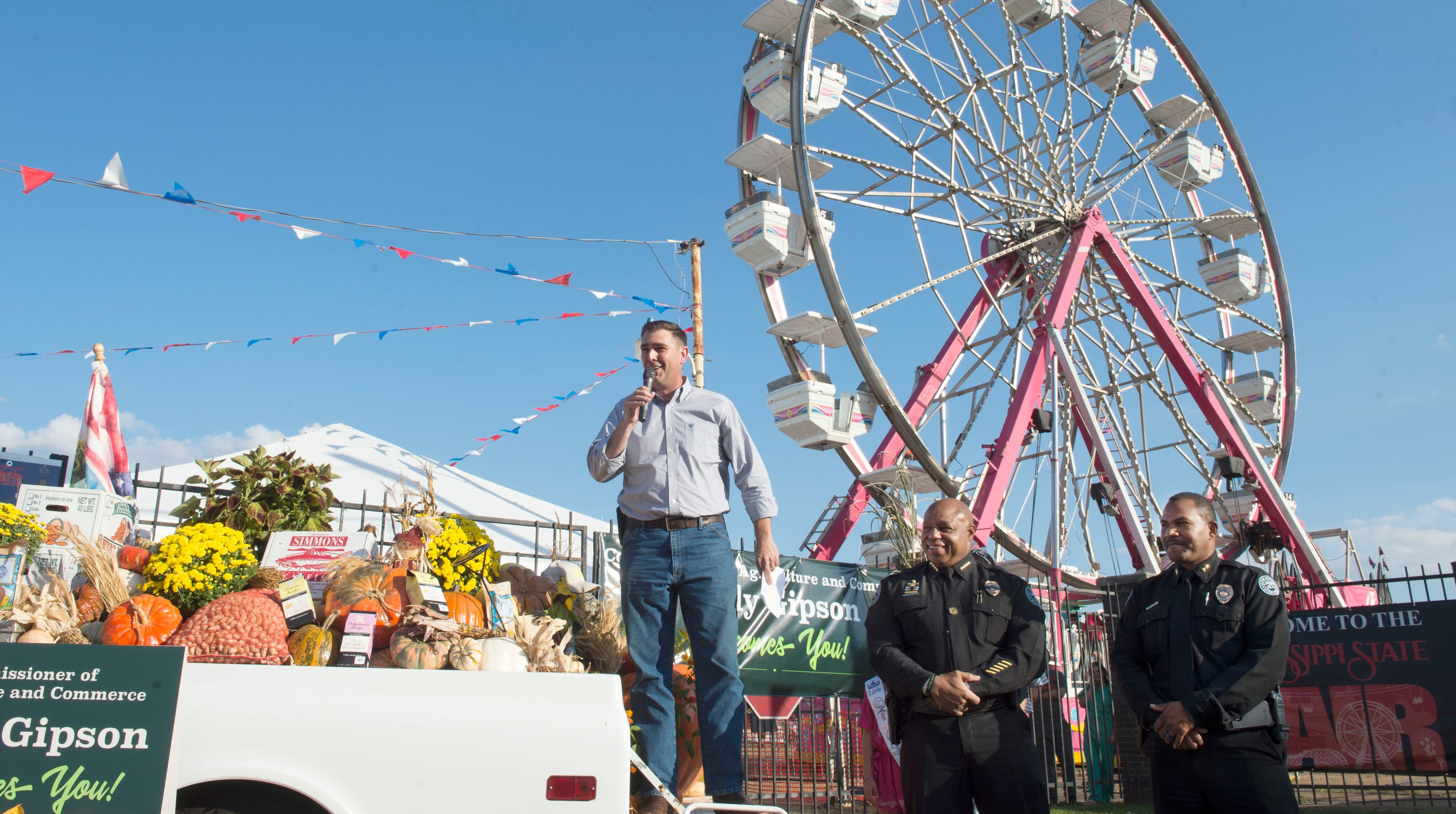 159th Mississippi State Fair