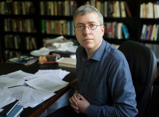 Vanderbilt Law School professor Daniel Sharfstein