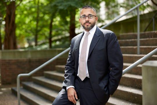 Vanderbilt Law School professor Gautum Hans