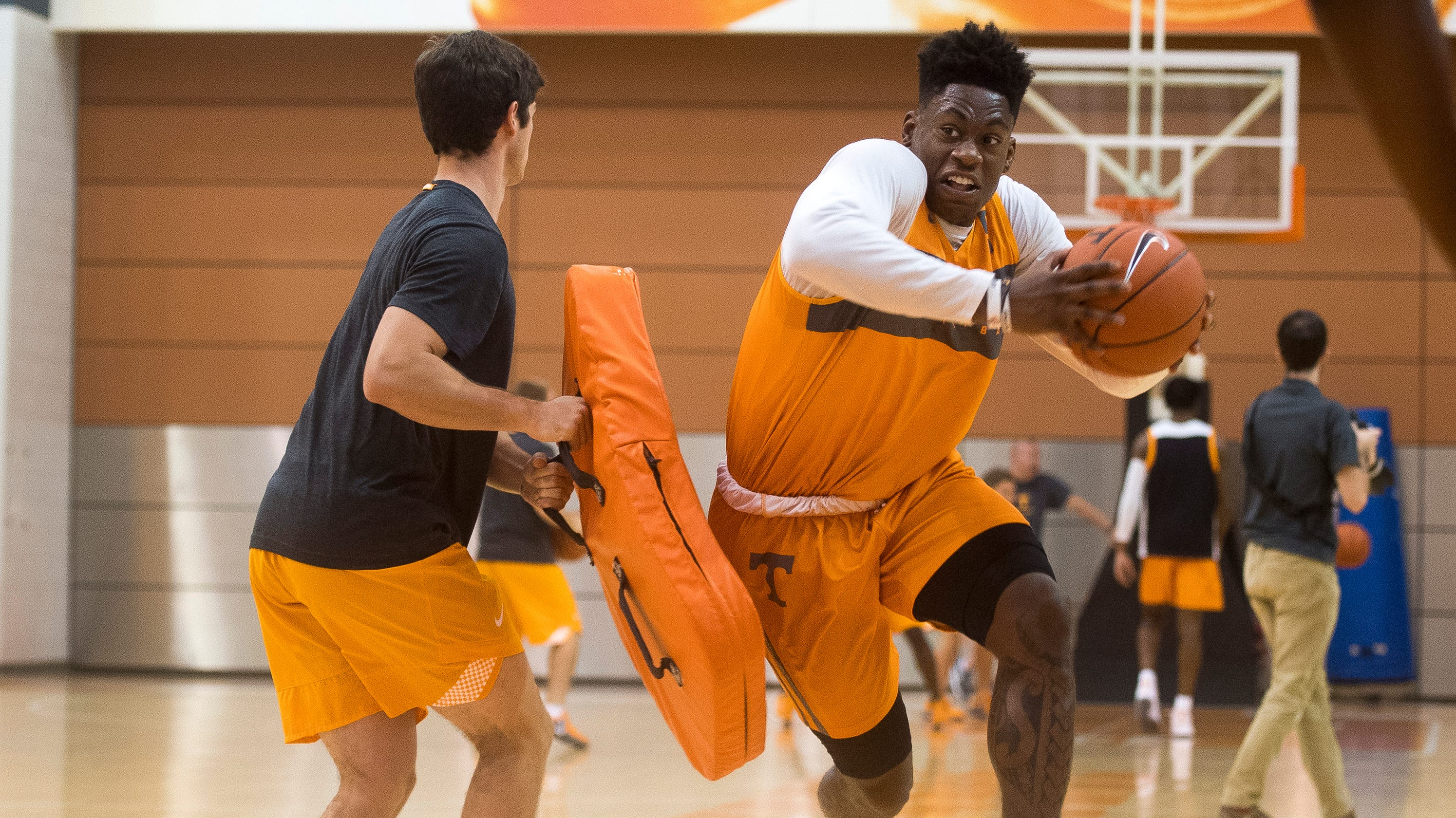 785992fc75e How Admiral Schofield changed his workout approach for UT Vols basketball