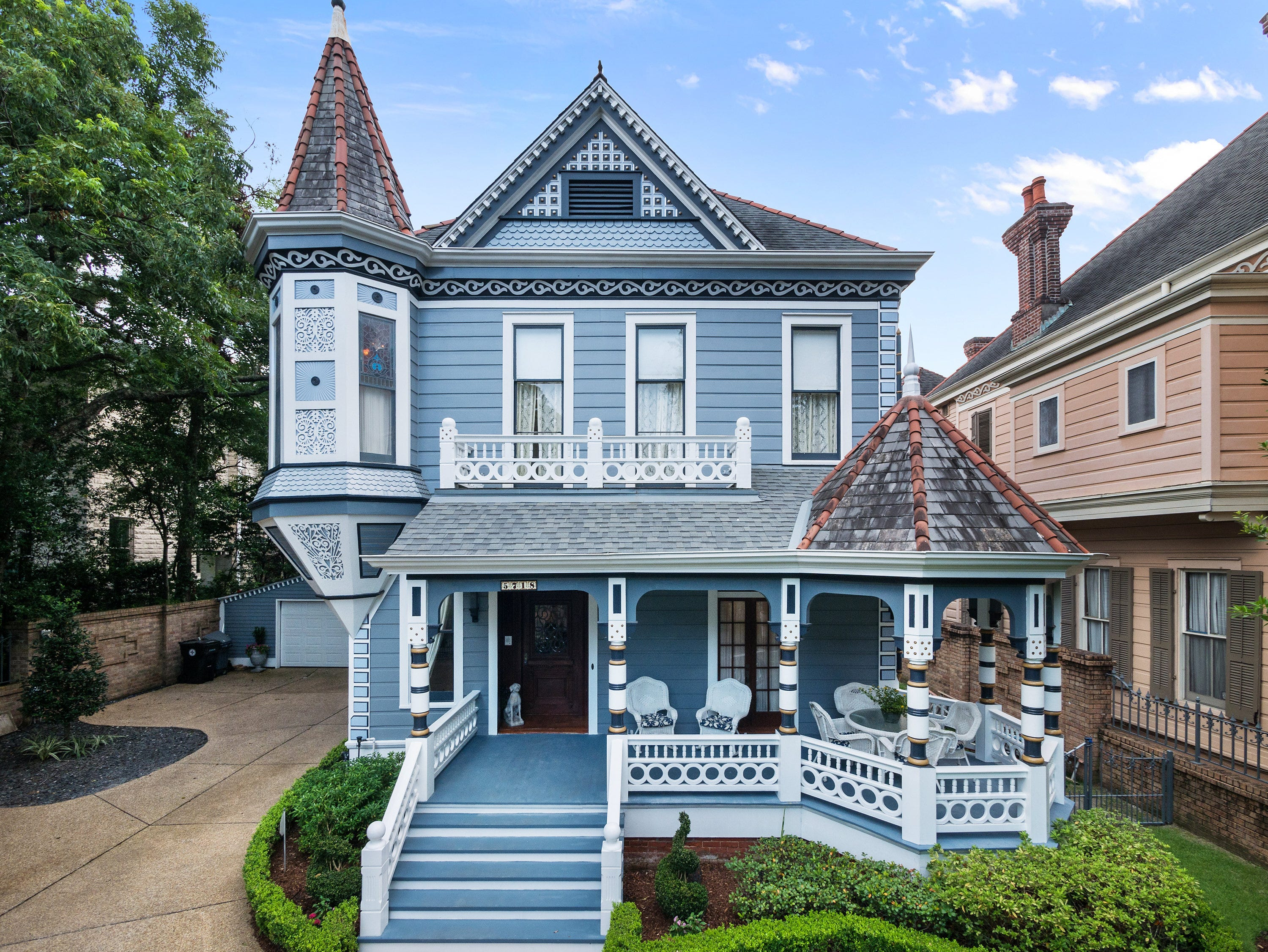 Curious about those New Orleans mansions? See this one at $3.5M