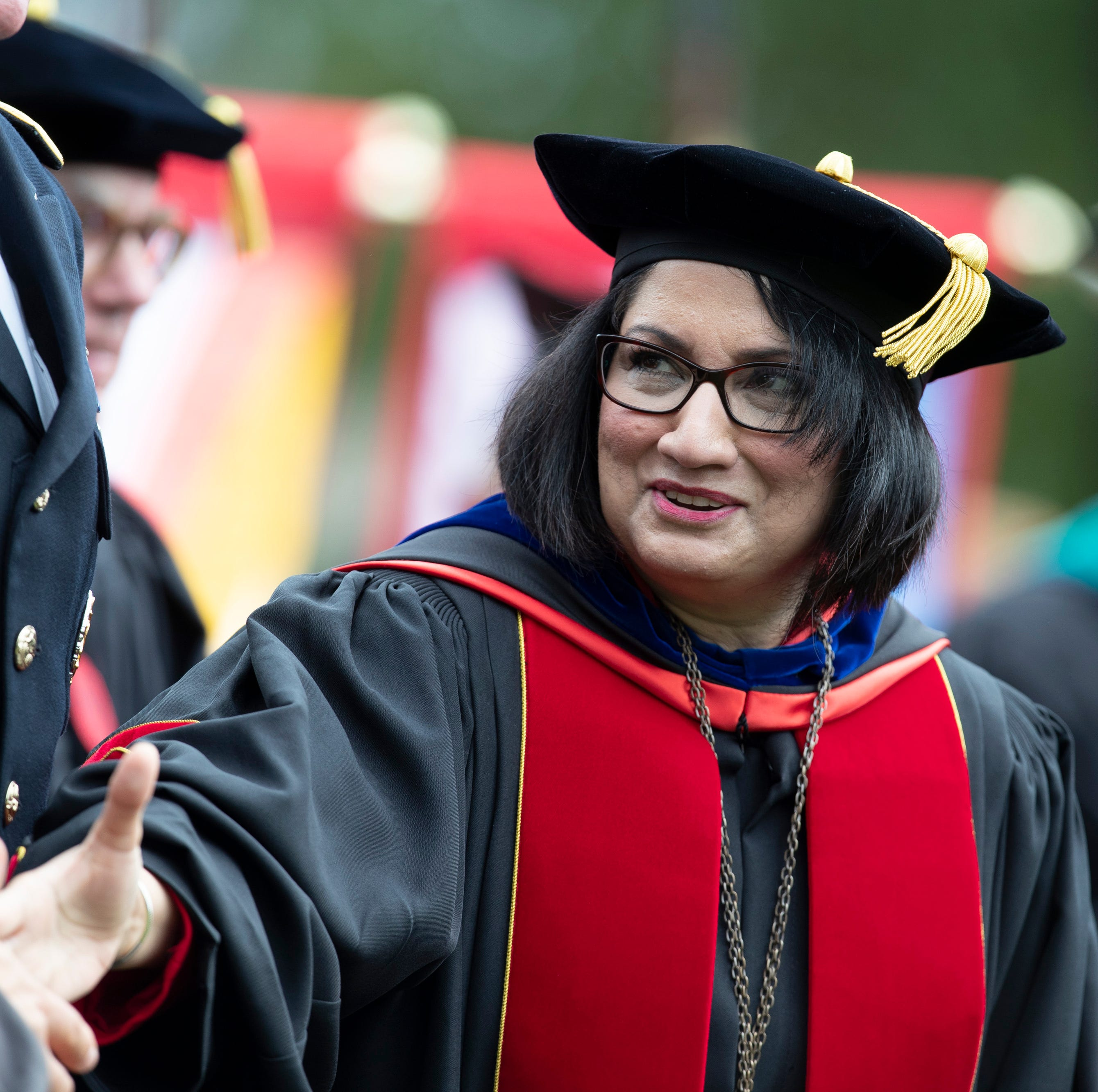 University of Louisville President Neeli Bendapudi gets major raise after 'A++' first year