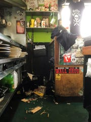 The Golden Harvest restaurant in Old Town, was closed, Thursday, Oct. 4, 2018, due to an overnight break-in.  Owner Vanessa Vicknair said an undisclosed amount of cash was taken, and the place was ransacked.  Normal business hours will resume tommorow.