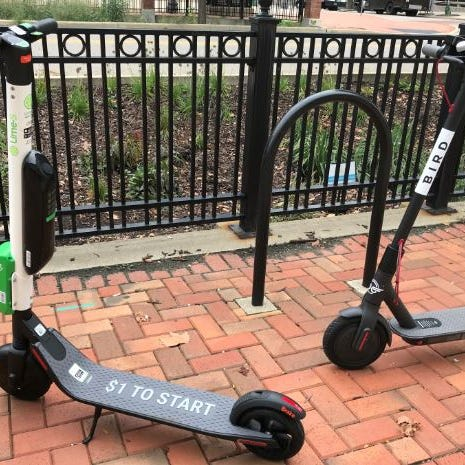 Southwest Florida communities fear 'micro scooters' put tourists, restaurant shopping areas at risk