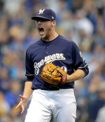 Corbin Burnes was told he will open the season in the Brewers starting rotation.