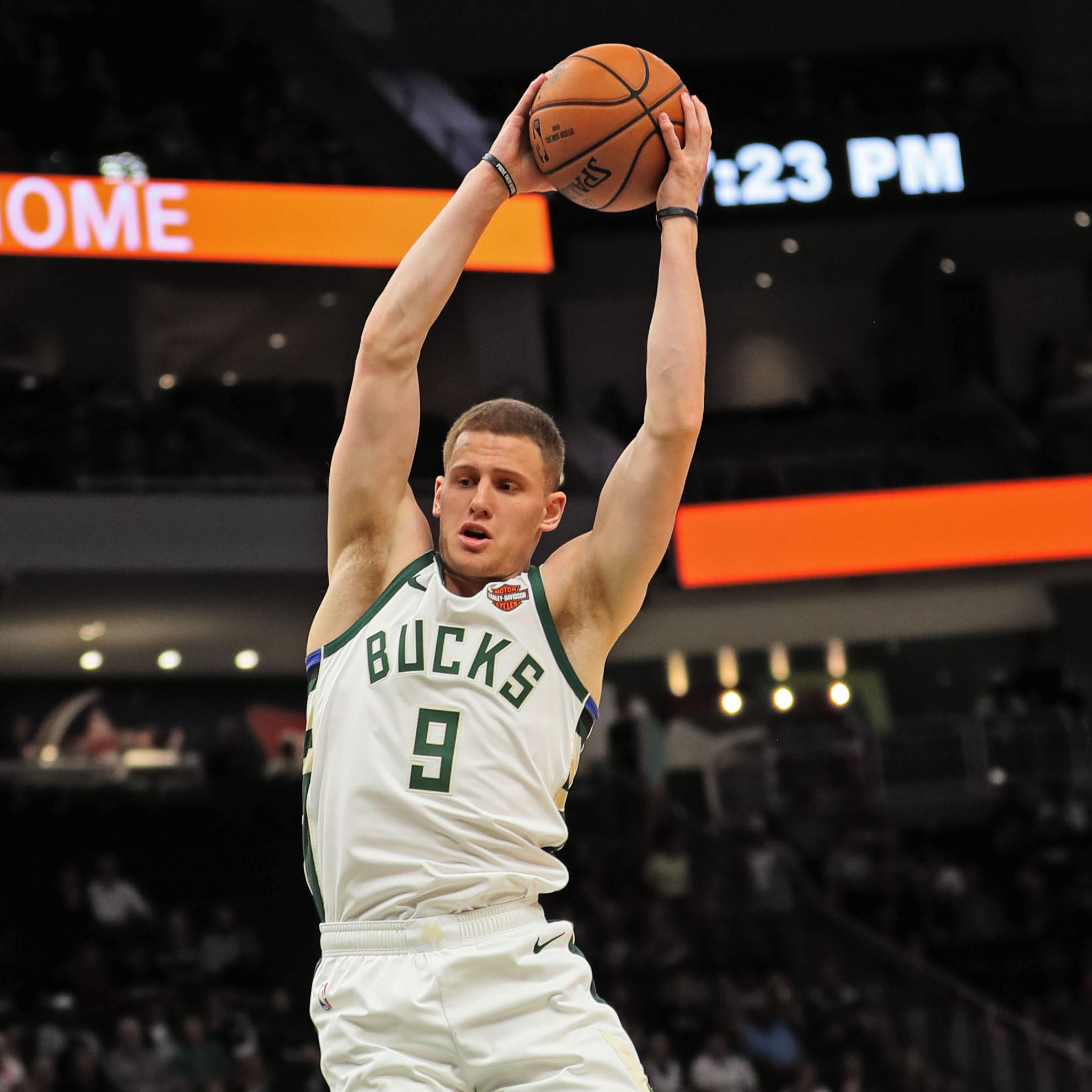 "Sidelined for now, Salesianum's DiVincenzo ""living the dream"" in NBA"
