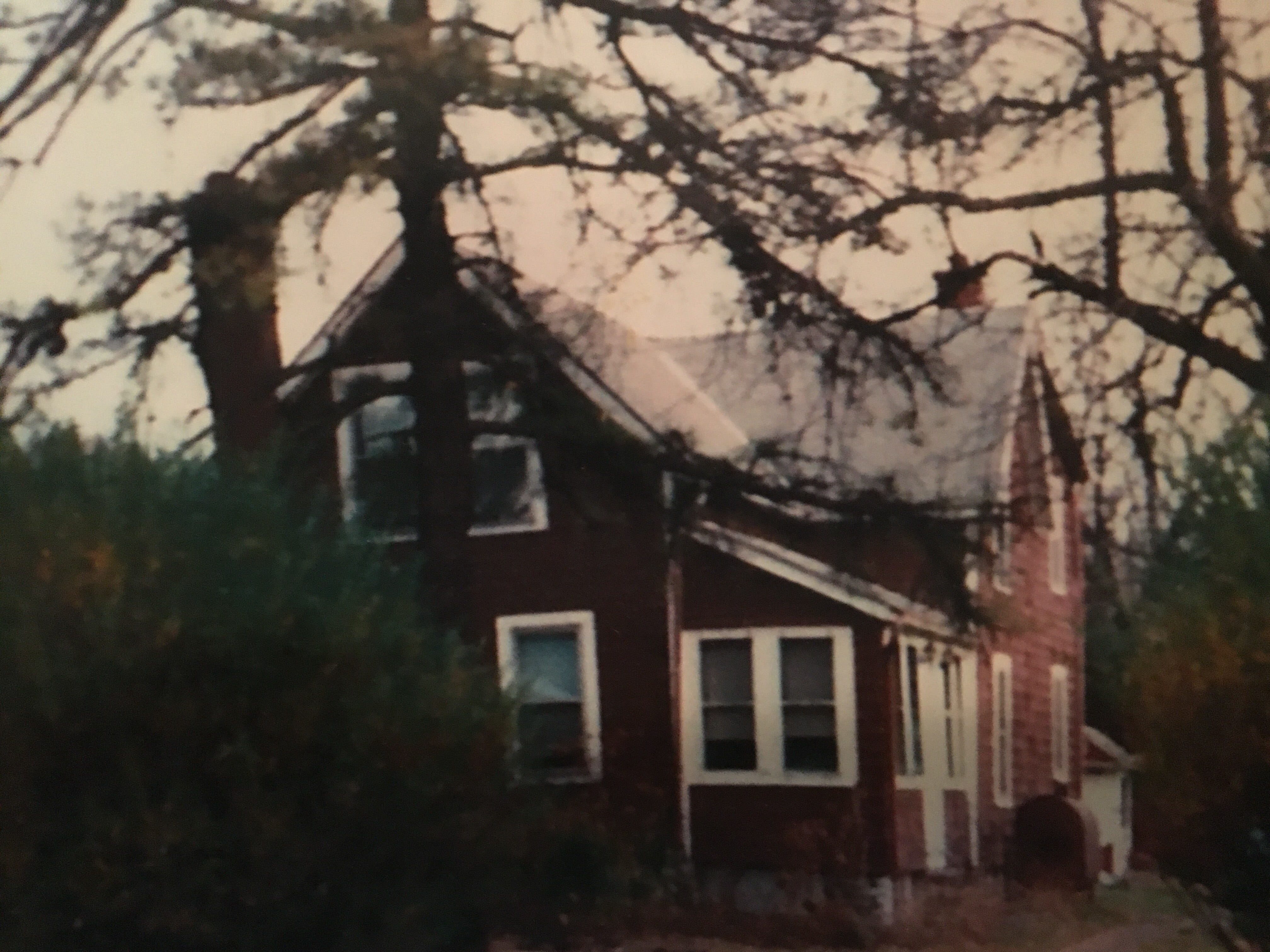 Steve Bolcar family photos: Childhood home in Whippany, built in 1912