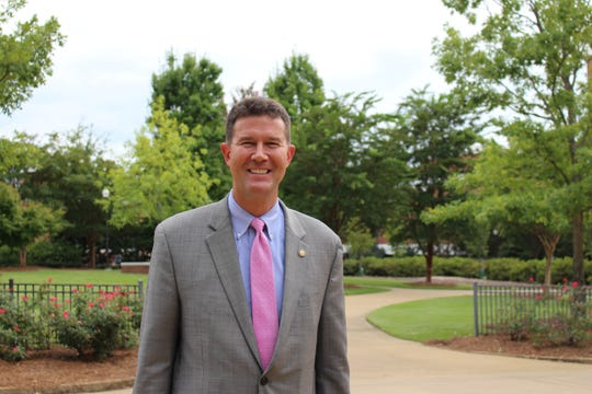 Alabama Secretary of State John Merrill