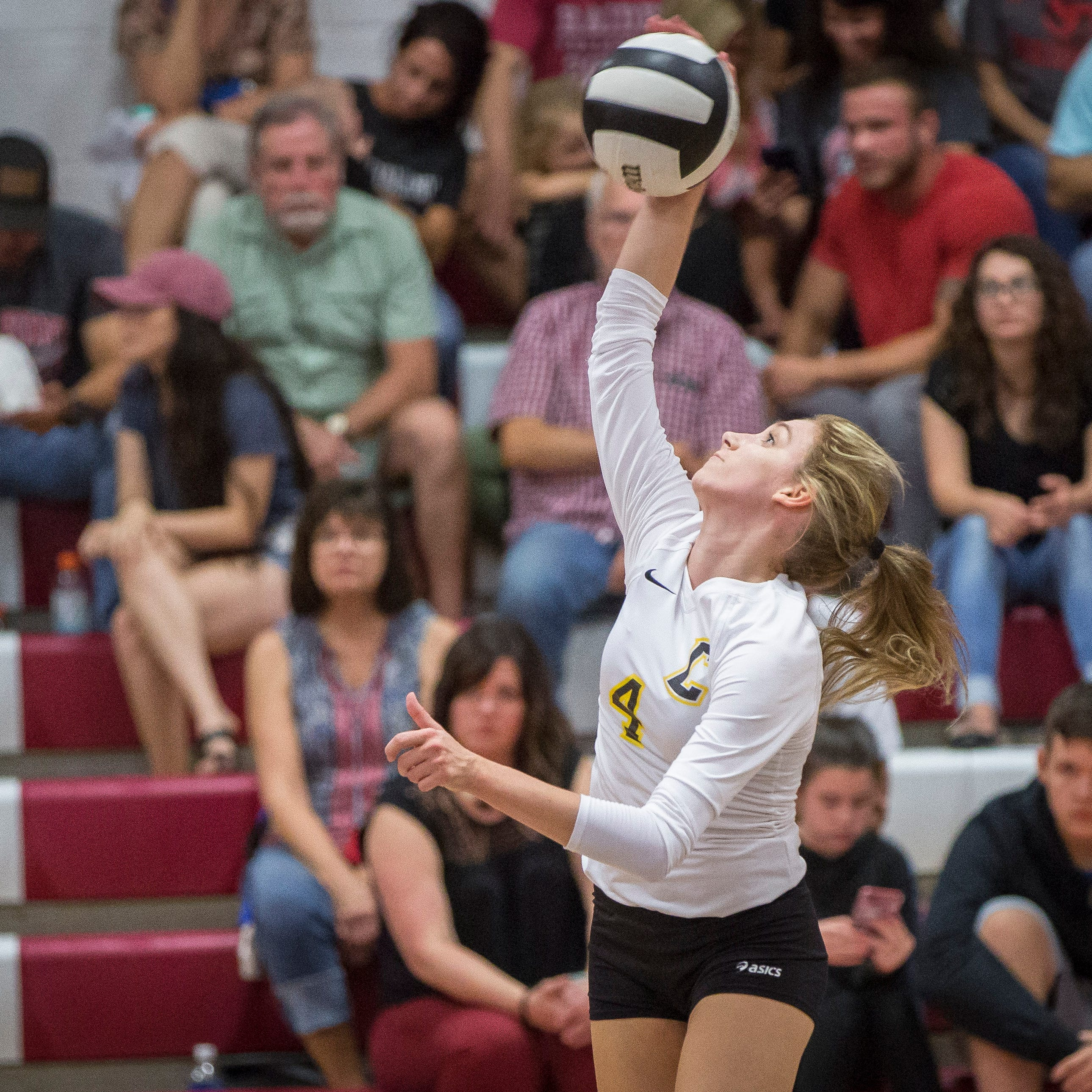 IHSAA volleyball: Cowan wins second straight sectional championship