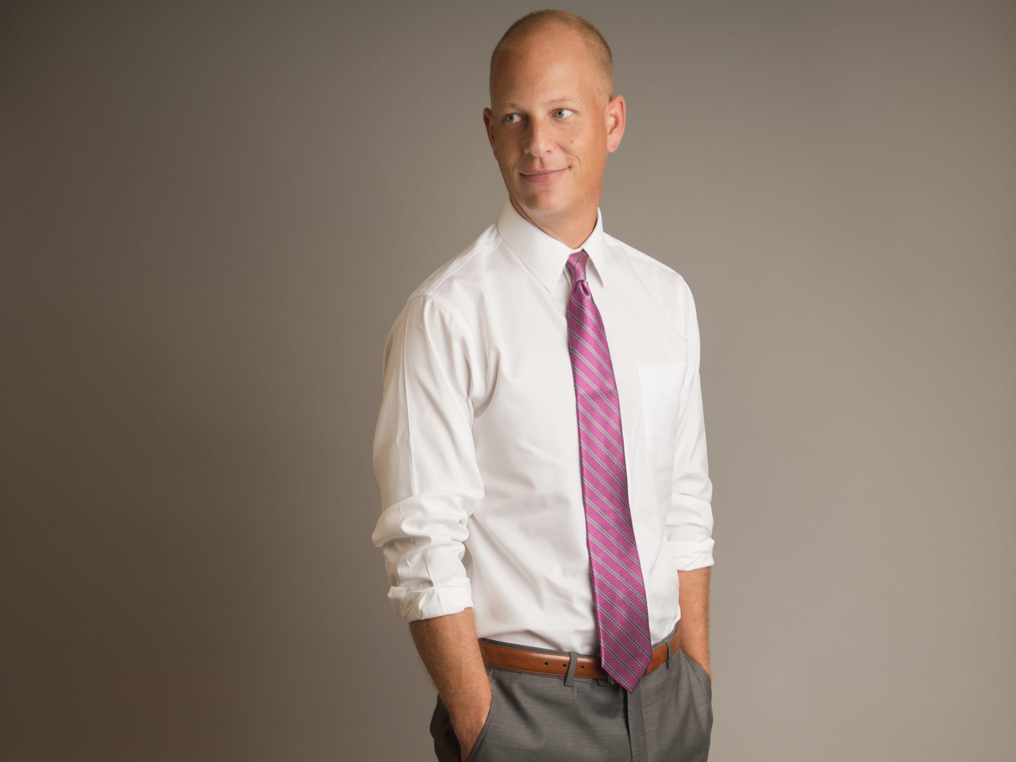 Andy Harper, 44 Principal Designer, Limitedwave Productions