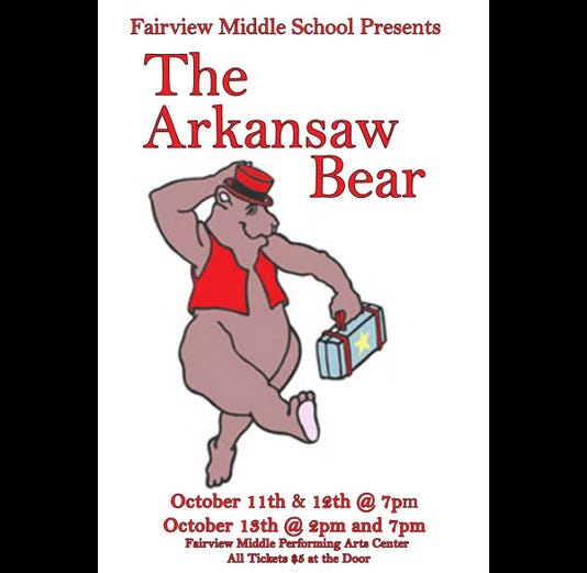 1009 14 The Arkansaw Bear