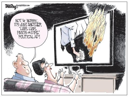 Fire Cartoon