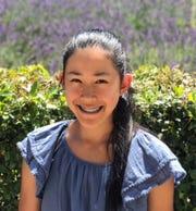 Tenafly's Lulu Wu.