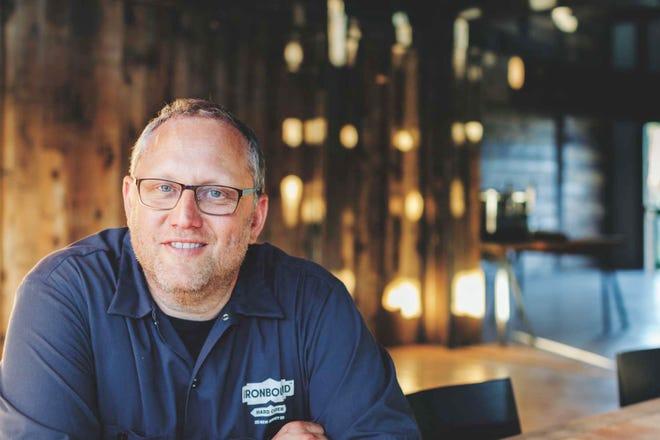 Charles Rosen, Ironbound Farm founder
