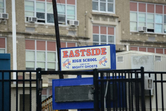At Eastside High's culinary academy, 1 percent of students taking the PARCC exam passed Algebra I, 1.4 percent passed Geometry and 0.5 percent passed Algebra 2, state data show.