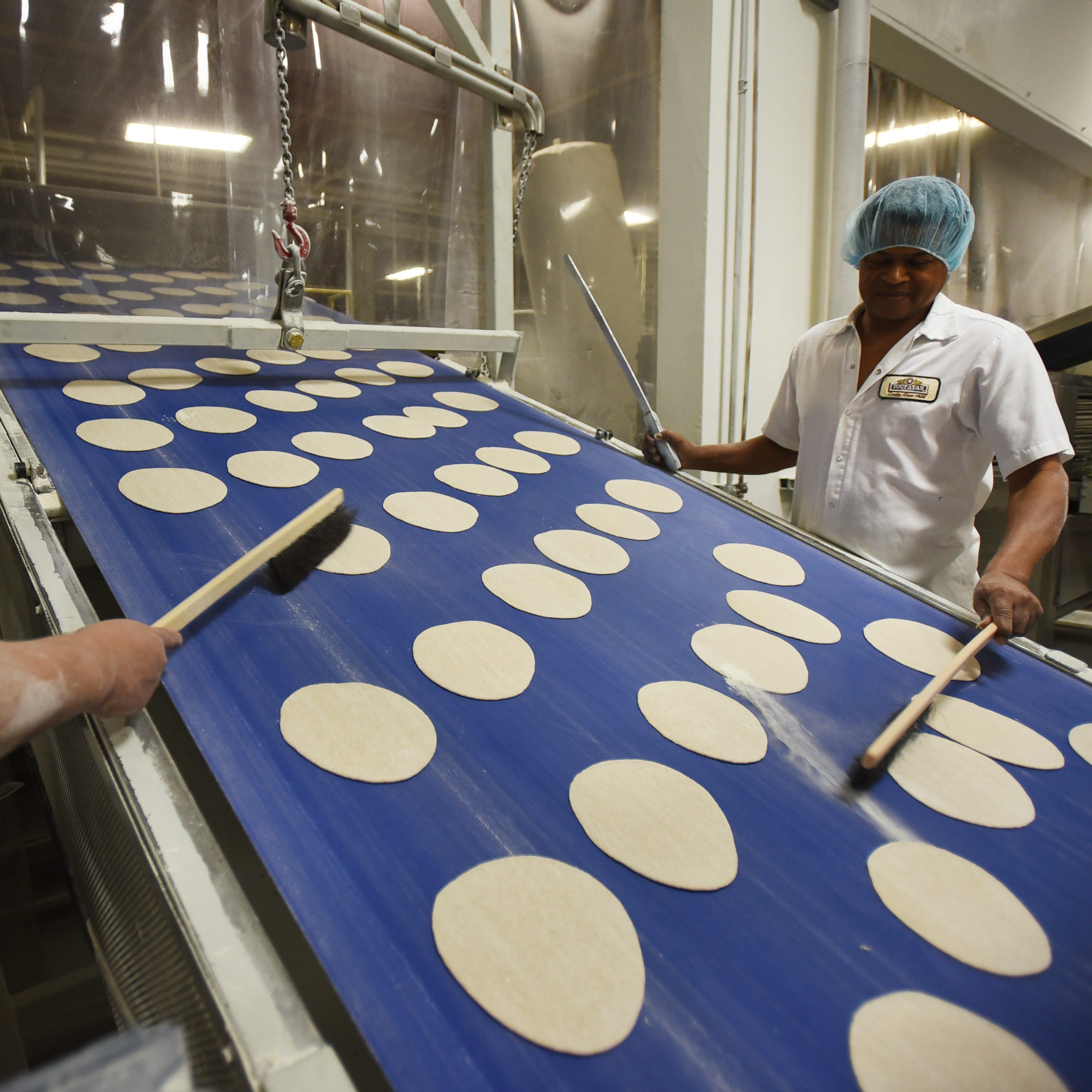 Toufayan Bakeries, the company that popularized pita bread, marks 50 years in North Jersey