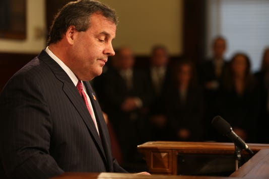 Christie Apologizes