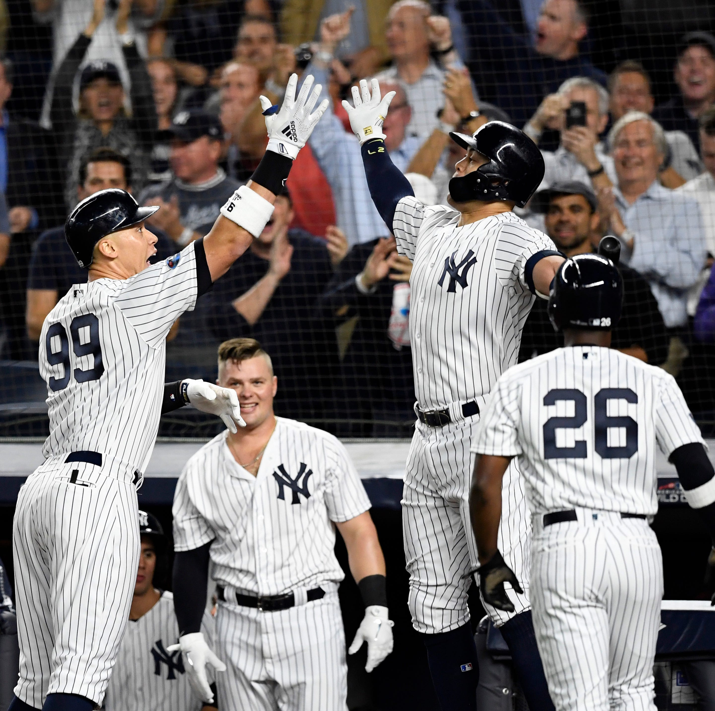 New York Yankees position player review and outlook for 2019 season