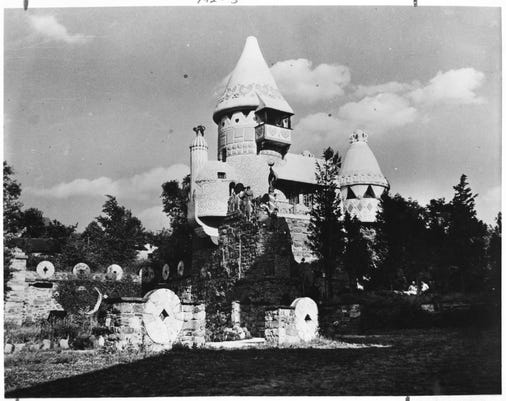 Gingerbread Castle Hamburg NJ