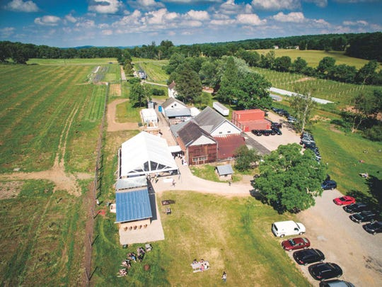 Ironbound Farm is located in Franklin Township.