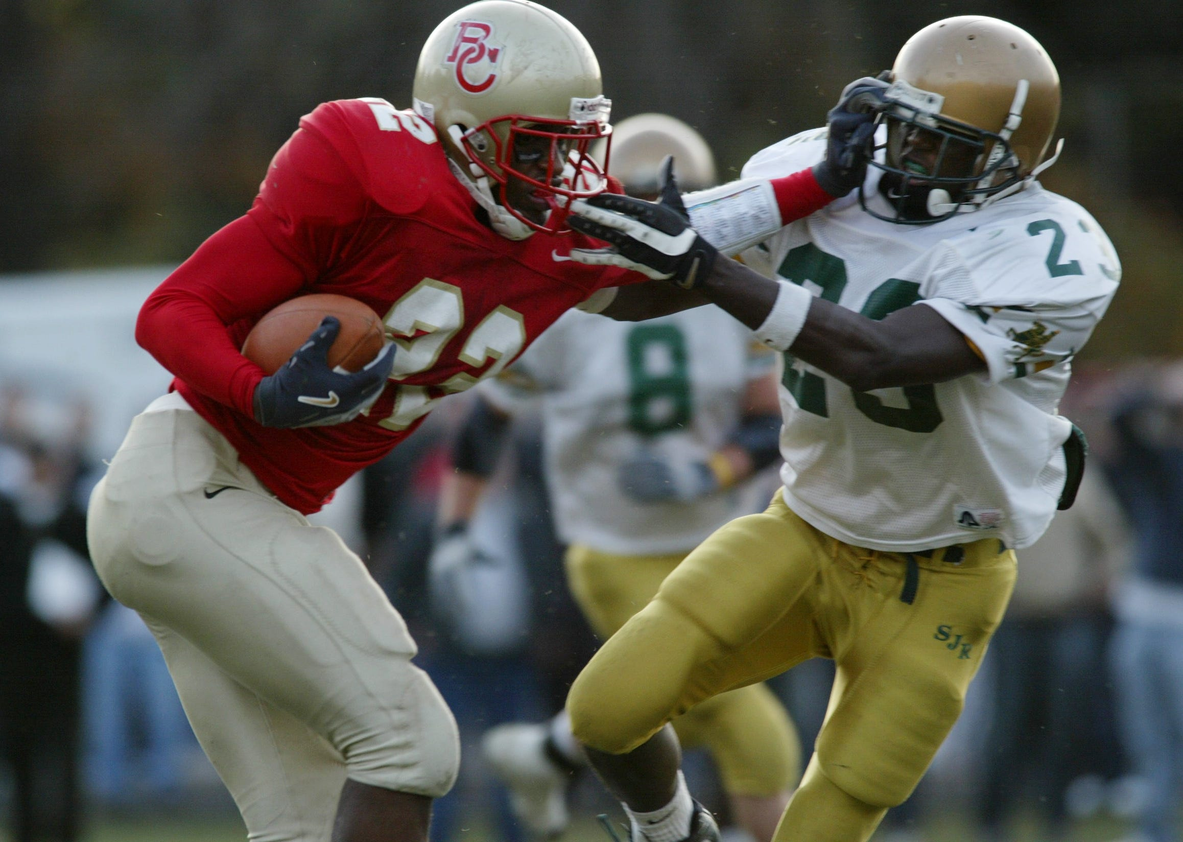 Bergen Catholic-St. Joseph football: North Jersey`s original rivalry