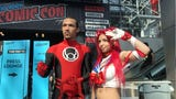 Comic Con returned to New York City this weekend.