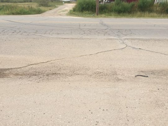 Construction is expected to start soon on Derrick Road.