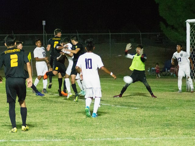 Alamogordo Tiger Boys Soccer Host Mayfield Saturday After Beating Deming