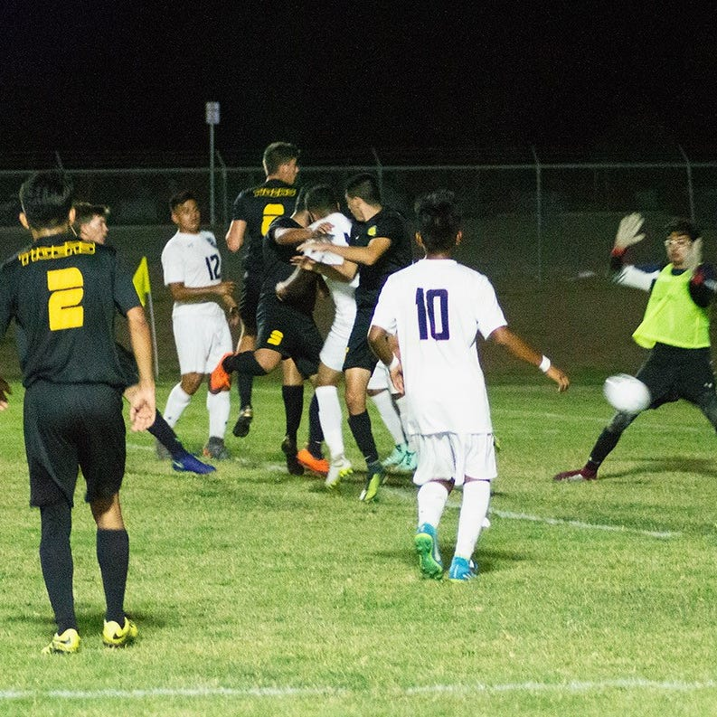 Alamogordo Tigers beat Deming 3-1