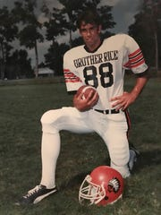 Paul Jokisch was an all-star football and basketball player at Brother Rice.