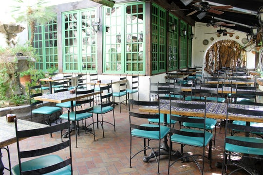 As its name would entail, Las Casuelas Terraza  includes a terrace.