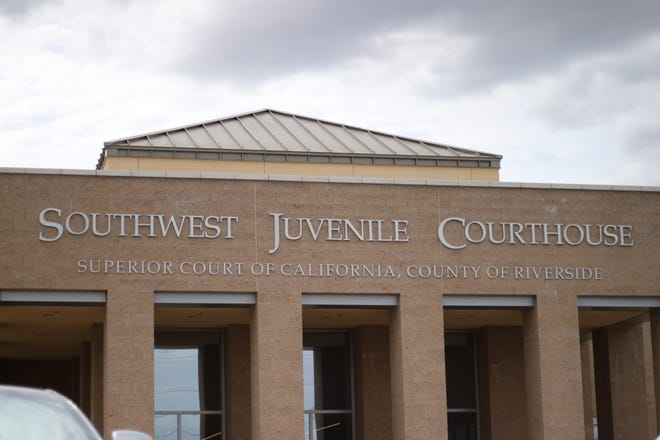 Southwest Juvenile Courthouse in Murrieta.