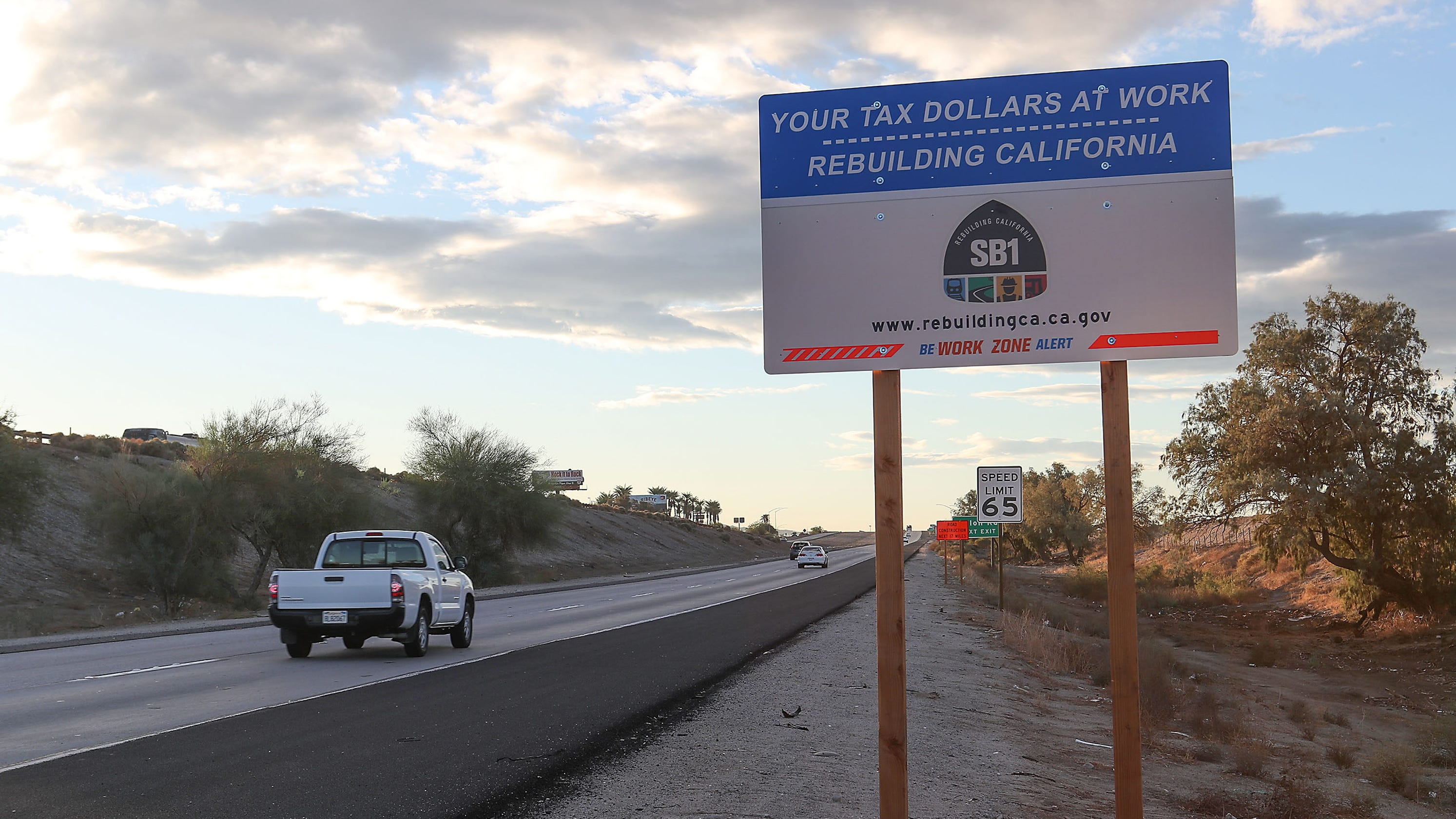 Caltrans changes work schedule for I-10, Highway 86 and 111