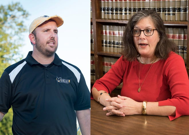 Incumbent Mayor Wesley Meiss and former city attorneyHeather Lindsay will face off in November for Milton mayor.