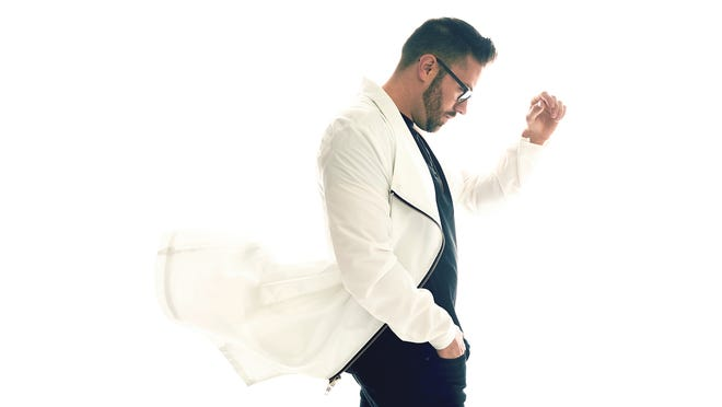 Danny Gokey seeks to inspire through his music.